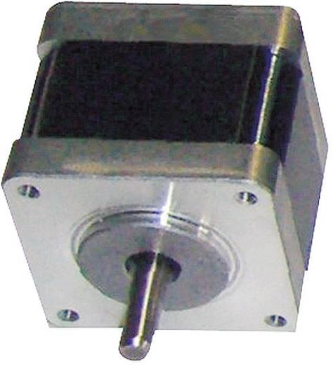 Schrittmotor Emis E547-52500 0.25 Nm 0.6 A Wellen-Durchmesser: 5 mm