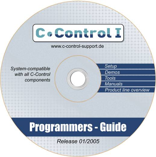 C-Control Software 198446 Passend für Serie: C-Control