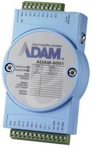 I/O Modul DI/O Advantech ADAM-6051 Anzahl I/O: 16 12 V/DC, 24 V/DC