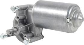 Getriebemotor Silber