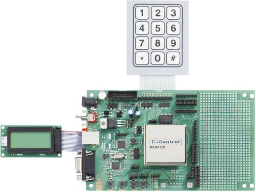 Einsteiger-Set C-Control Pro Pro Mega 128 voordeelset