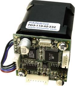 Krokový motor Trinamic PD1-110-42-232 s ovládáním PANdrive Mechatronik, 53 mm, 0,27 Nm