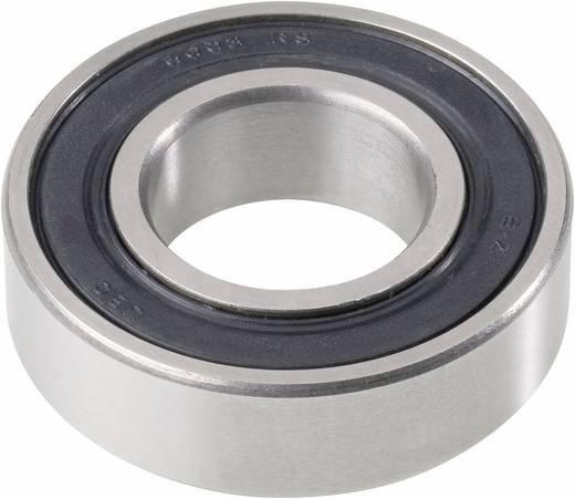 Rillenkugellager Serie 6200 UBC Bearing 6207 2RS Bohrungs-Ø 35 mm Außen-Durchmesser 72 mm Drehzahl (max.) 6300 U/min