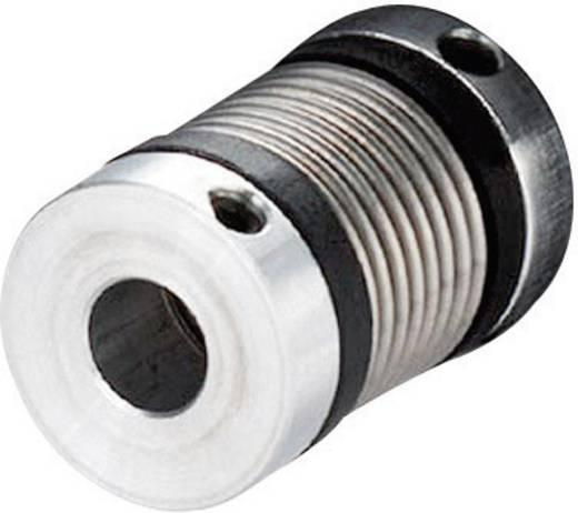 Balgkupplung Wellen-Durchmesser: 6 mm, 8 mm Kübler 1202 Passend für Sensoren: Drehgeber