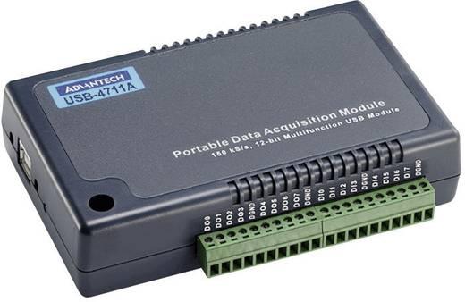 I/O Modul DI, DO, Analog, USB Advantech USB-4711A-AE Anzahl Eingänge: 24 x Anzahl Ausgänge: 10 x