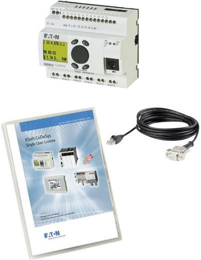 SPS-Starterkit Eaton EC4P-BOX-221-MTXD 106410 24 V/DC