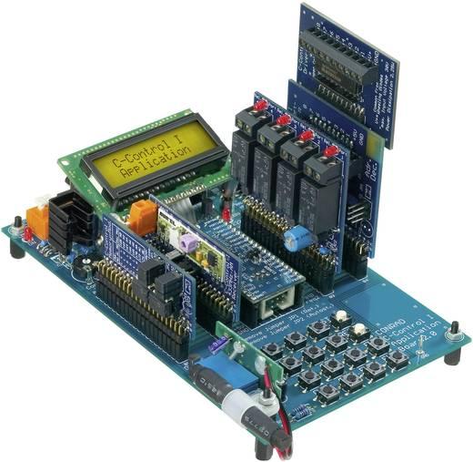 Evaluationsboard C-Control I Application-Board