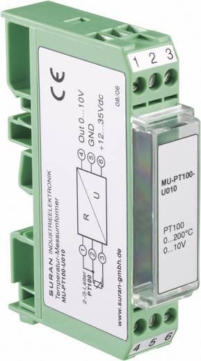 Enda MU-PT100-U010-50/100 Temperatur-Messumformer für Pt 100 MU-PT100-U010-50/100