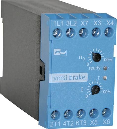 Bremsgerät Peter Electronic VB 400-6L Motorleistung bei 230 V 1.1 kW 400 V/AC Nennstrom 6 A