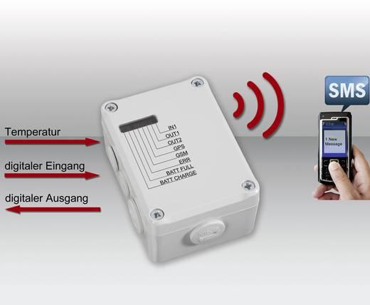 GSM Modul 5 V/DC, 32 V/DC GX107 Funktion: Alarmieren, Schalten