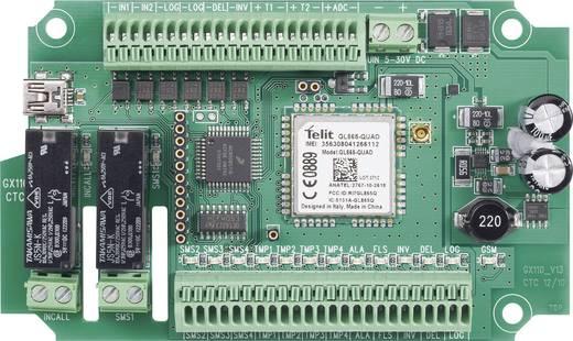 GSM Modul 5 V/DC, 24 V/DC GX110 Funktion: Alarmieren, Messen, Schalten