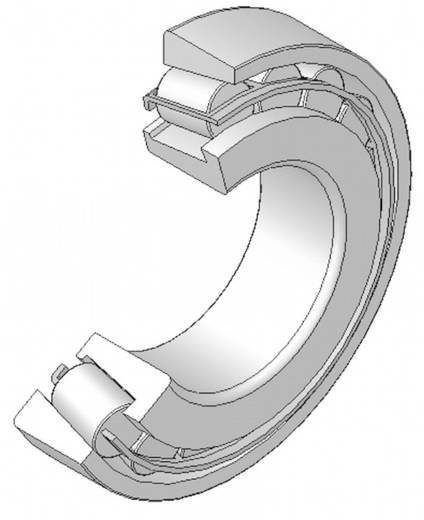 Kegelrollenlager UBC Bearing M86649/M86610 Bohrungs-Ø 30.162 mm Außen-Durchmesser 64.292 mm Drehzahl (max.) 5100 U/min