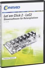 Logiciel de commande LeC2 pour platines de relais