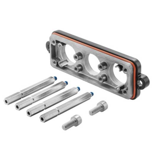 Steckverbindergehäuse HDC IP68 24B MD 4M25 T2 Weidmüller Inhalt: 1 St.