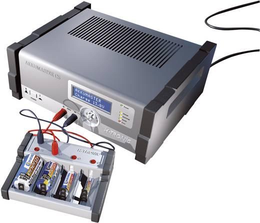 H-Tronic AkkuMaster C5 Ladestation, Ladegerät C5 für NiCd, NiMH, LiIon, LiPo, Blei-Gel, Blei-Säure, Blei-Vlies Akkus, La