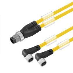 Câble de connexion Weidmüller SAIL-ZW-M8BW-3-5.0QGE 1093260500 Conditionnement: 1 pc(s)