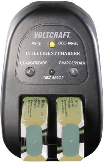 VOLTCRAFT P9-2 9V-Block-Ladegerät NiCd, NiMH 9 V Block