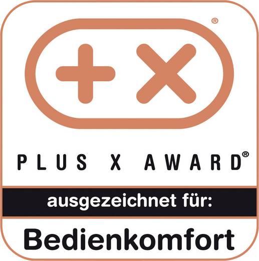 Rundzellen-Ladegerät NiMH inkl. Akkus Varta LCD-Lader Micro (AAA), Mignon (AA)