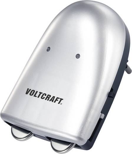 VOLTCRAFT Knopfzellen-Ladegerät LiIon Knopfzellenakku