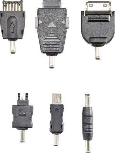 Solar-Ladegerät VOLTCRAFT SL-1 USB 200099 Ladestrom Solarzelle 220 mA