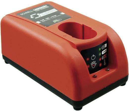 AP Uni-Schnell-Ladegerät L2430 04-2007-0020 Werkzeugakku Ladegerät, Passend für Bosch, Delvo, Hitachi, Makita, Yokota, Passender Akku NiCd, NiMH, LiIon, Ausgangsspannung 2.4 bis 24 V