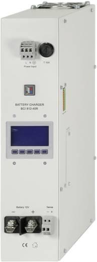 EA Elektro-Automatik Bleiakku-Ladegerät EA-BCI 812-60R 12 V Blei-Säure, Blei-Gel, Blei-Vlies, LiIon, NiCd, NiMH