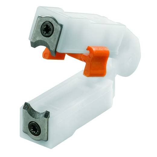 Abisolierzangen-Messer Geeignet für Glasfaserkabel 1 mm (max) Weidmüller MEHA KP LWL M-D-SPX 9003760000 Passend für M