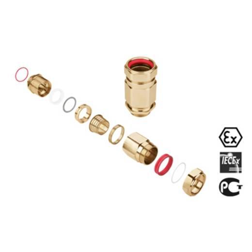 Kabelverschraubung M50 Messing Messing Weidmüller KDSU M50 BS O SC 1 G50 1 St.