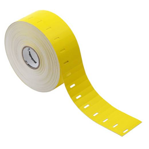 Beschriftungssystem Drucker Montage-Art: aufkleben Beschriftungsfläche: 50 x 12.50 mm Passend für Serie Baugruppen und S