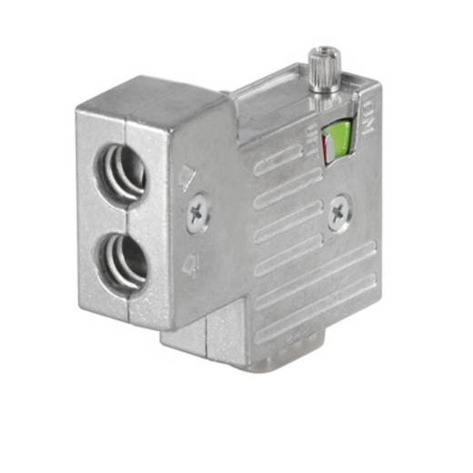 Sensor-/Aktor-Verteiler und Adapter M12 Stecker Weidmüller 1161870000 PB-DP SUB-D ZF TERM 1 St.