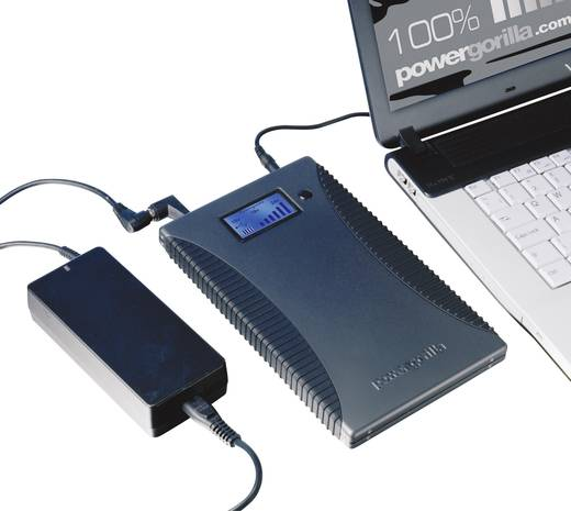 Powerbank (Zusatzakku) Power Traveller Powergorilla LiPo 24000 mAh
