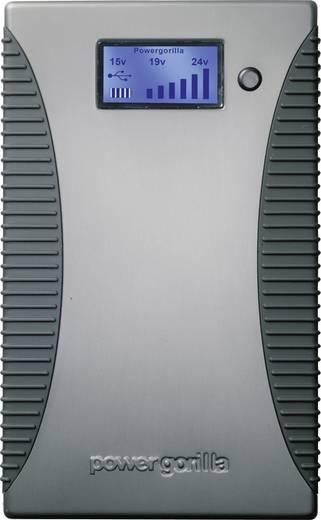Powerbank (Zusatzakku) Power Traveller Powergorilla LiPo 21000 mAh