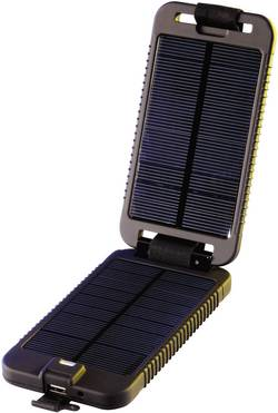 chargeur solaire conrad