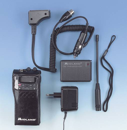 Midland Alan 42 C480.17 CB-Handfunkgerät