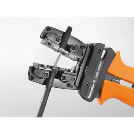 Abisolierzange Geeignet für Leiter mit Spezial-Isolationswerkstoffen 2.5 bis 6 mm² Weidmüller MULTI-STRIPAX PV 1190490000