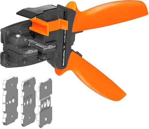Abisolierzange Geeignet für Leiter mit Spezial-Isolationswerkstoffen 6 bis 16 mm² Weidmüller AIE MULTI-STRIPAX 6-16 9