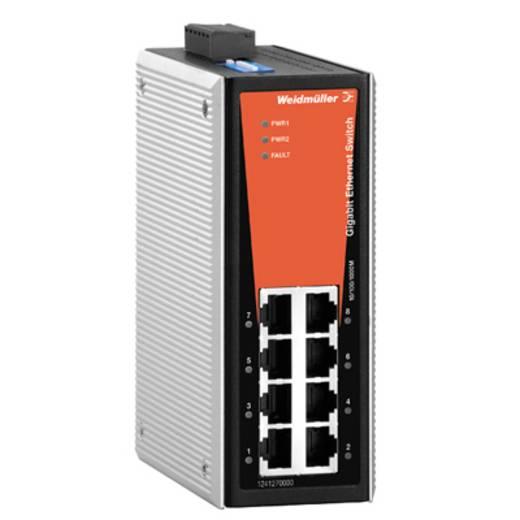 Weidmüller IE-SW-VL08-8GT Industrial Ethernet Switch