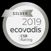 EcoVadis-Silber