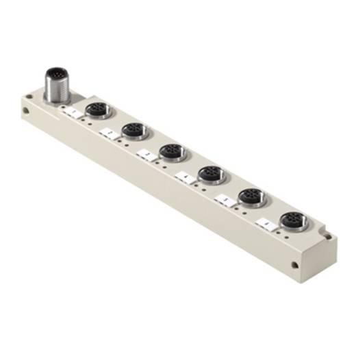 Sensor/Aktor-Passiv-Verteiler SAI-6-S12 4P M12 L Weidmüller Inhalt: 1 St.