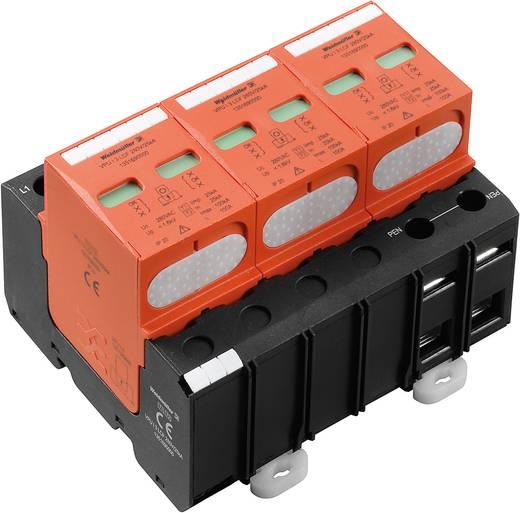 Überspannungsschutz-Ableiter Überspannungsschutz für: Verteilerschrank Weidmüller VPU I 3 LCF 280V/25kA 1351690000 25 k
