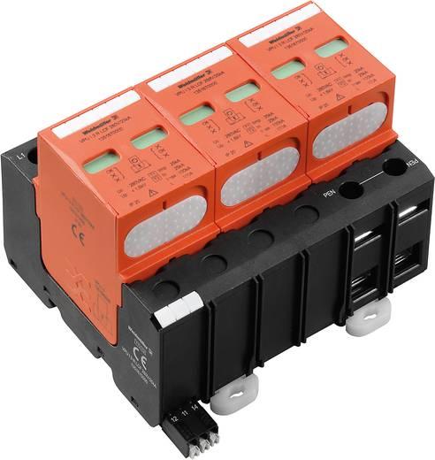 Überspannungsschutz-Ableiter Überspannungsschutz für: Verteilerschrank Weidmüller VPU I 3 R LCF 280V/25kA 1351670000 25 kA