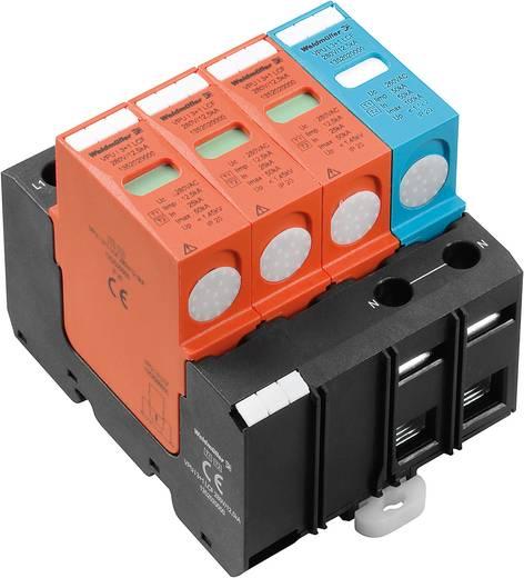 Überspannungsschutz-Ableiter Überspannungsschutz für: Verteilerschrank Weidmüller VPU I 3+1LCF 280V/12,5kA 1352020000 20 kA