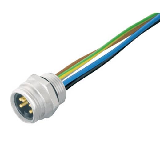 """Sensor-/Aktor-Einbausteckverbinder 7/8"""" Stecker, Einbau Polzahl: 5 Weidmüller 1292480000 SAIE-7/8""""S-5-0.2U-PG13.5 1 St."""