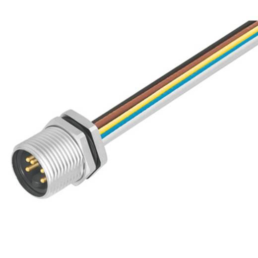 """Sensor-/Aktor-Einbausteckverbinder 7/8"""" Stecker, Einbau Polzahl: 3 Weidmüller 1292350000 SAIE-7/8""""S-3-0.2U-H 1 St."""