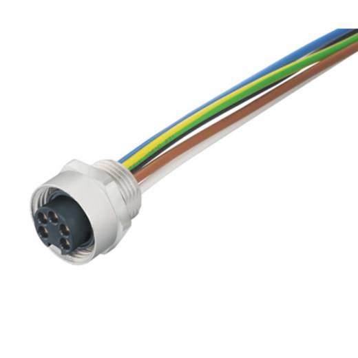 """Sensor-/Aktor-Einbausteckverbinder 7/8"""" Buchse, Einbau Polzahl (RJ): 4 Weidmüller 1292430000 SAIE-7/8""""B-4-0.2U-PG11 1 S"""