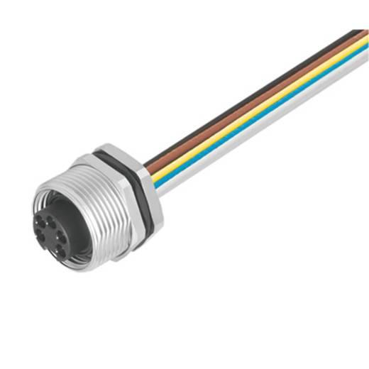 """Sensor-/Aktor-Einbausteckverbinder 7/8"""" Buchse, Einbau Polzahl: 3 Weidmüller 1292390000 SAIE-7/8""""B-3-0.2U-H 1 St."""