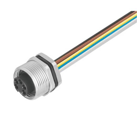 """Sensor-/Aktor-Einbausteckverbinder 7/8"""" Buchse, Einbau Polzahl (RJ): 5 Weidmüller 1292500000 SAIE-7/8""""B-5-0.2U-PG11 1 S"""