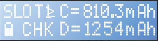 Rundzellen-Ladegerät NiCd, NiMH inkl. Akkus VOLTCRAFT Charge Manager CM420 Micro (AAA), Mignon (AA)