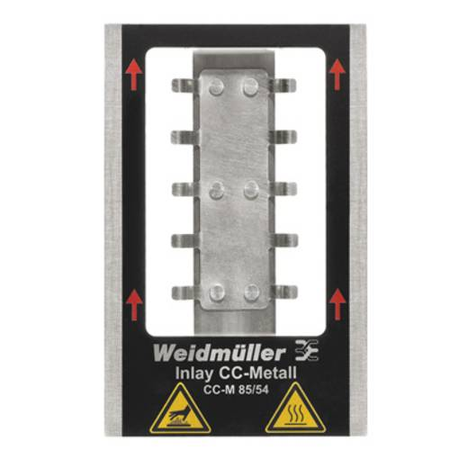 Inlay für Printjet Pro INLAY CC-M 85/54 1341030000 Weidmüller 1 St.