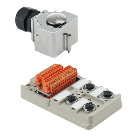 Sensor/Aktor-Passiv-Verteiler SAI-4-MHD-4P M12 Weidmüller Inhalt: 1 St.